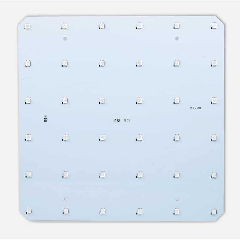 oświetlenie panelowe Elementy LED Freeform