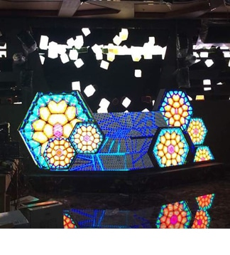 led display project