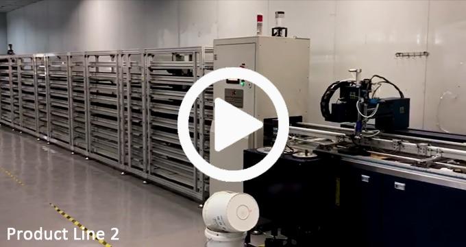 ledde skärmtillverkare i Kina-produktlinje2