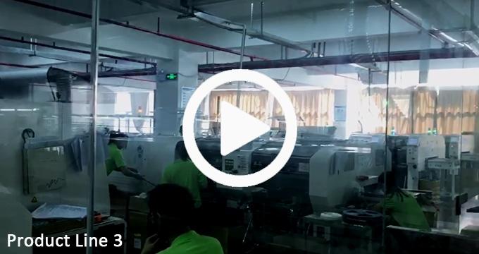 ledde skärmstillverkare i Kina-produktlinje 3