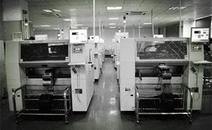 ledde skärmtillverkare i Kina