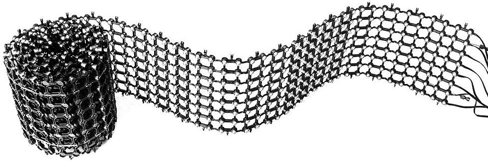 unmatched flexibility flexible led mesh