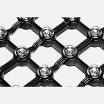 single dot flexible led mesh