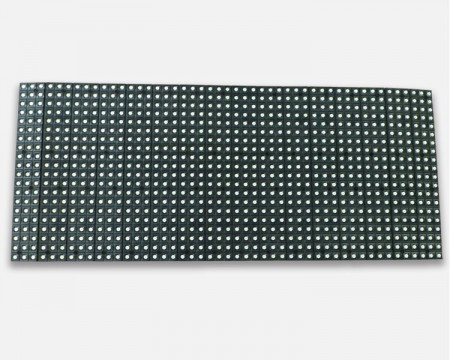 flexible led display module front view