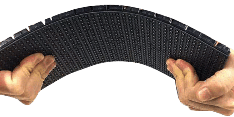 Up to 30° Concave and Convex flexible led module