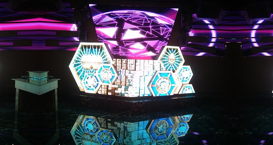 hoge kwaliteit custom DJ-cabine