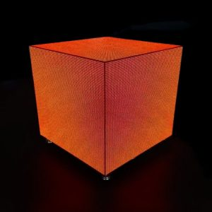 LED Cube Display