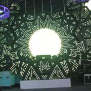 Polygon LED Display
