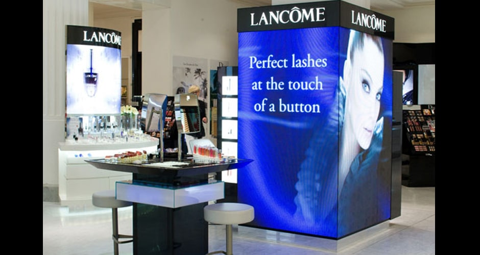led screen retail enhancing your brand experience