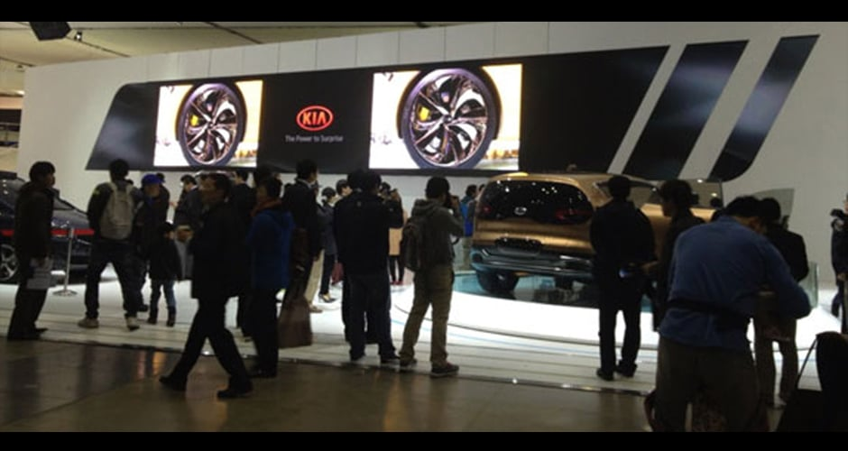 led screen wall enhance brand experience