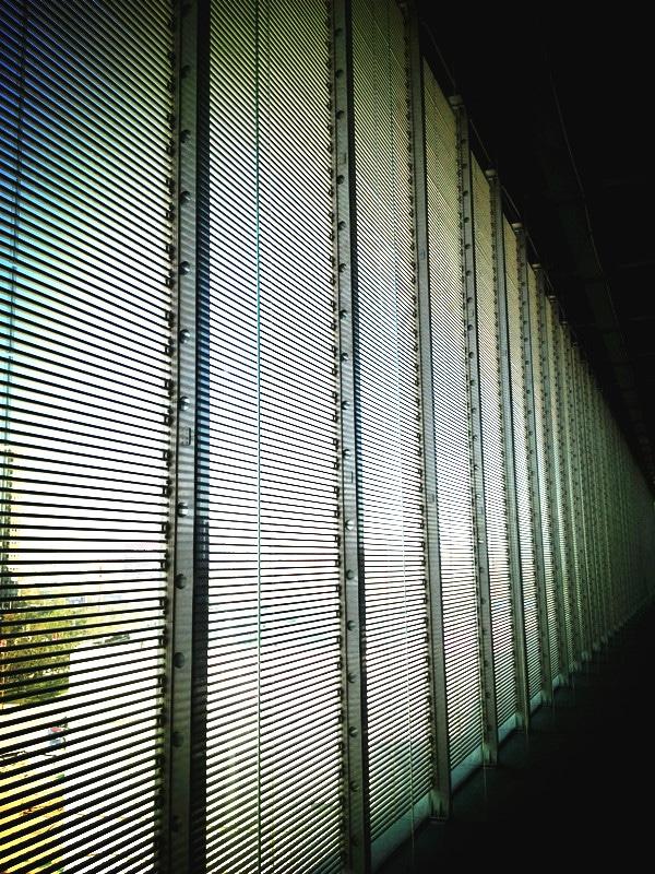 Zbuduj fasadową ścianę osłonową LED