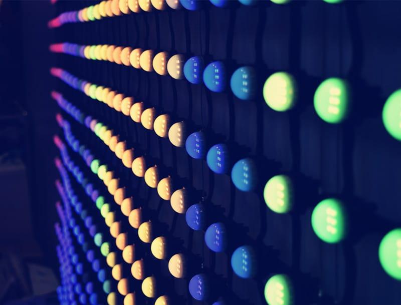 LED Mesh Screen | LED Mesh |LED Display Manufacturer | 3cinnoleddisplay