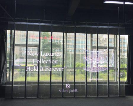 transparent led display enhance brand experience