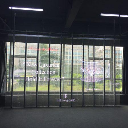 透明led显示屏提升品牌体验