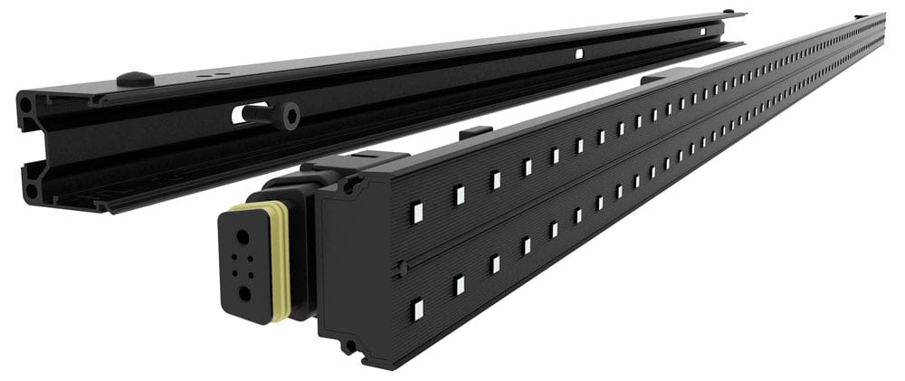led strip video removable substructure
