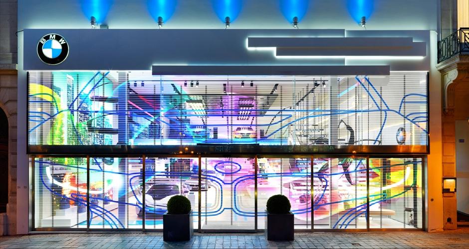 玻璃led屏幕提升品牌体验