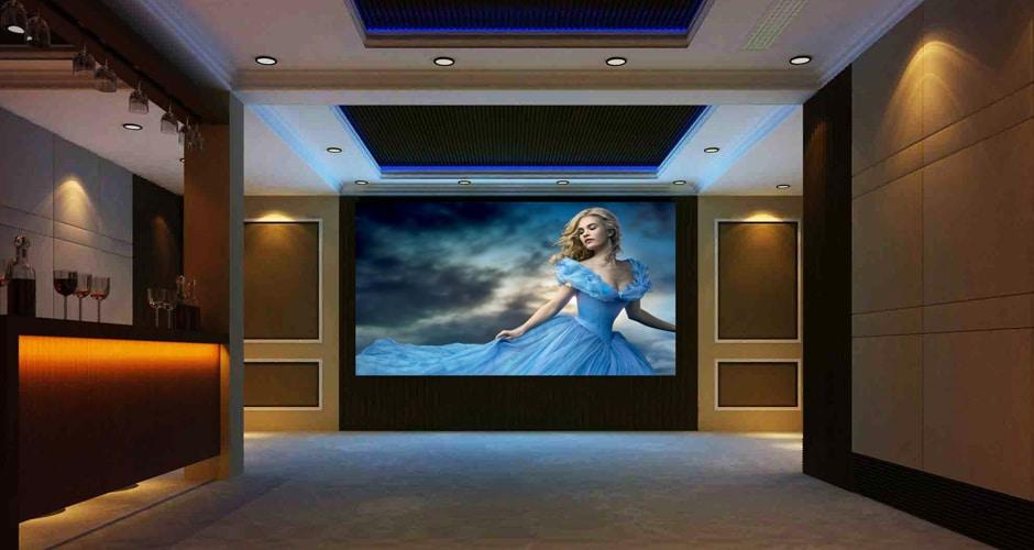 High-Definition-Videowandbildschirme