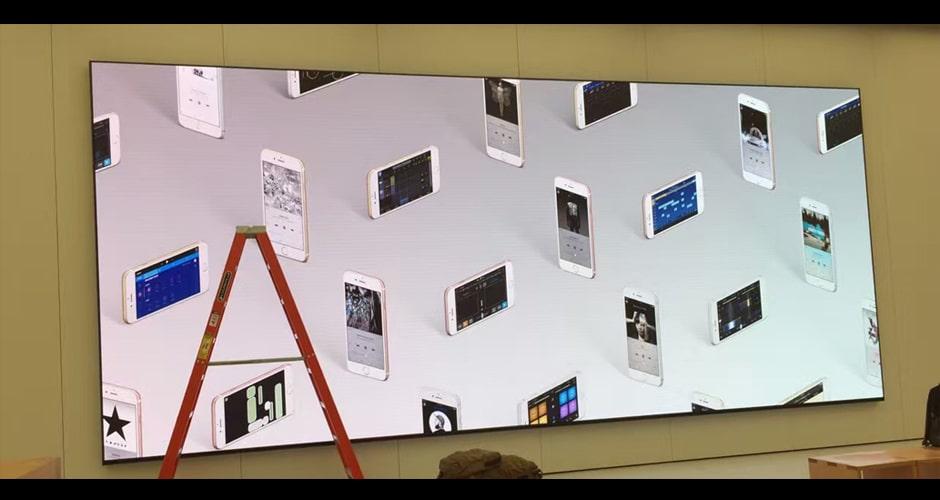 led retail display verbetert merkbeleving