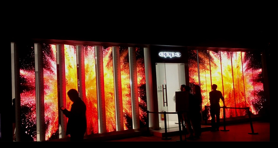 retail led display strengthening your brand image