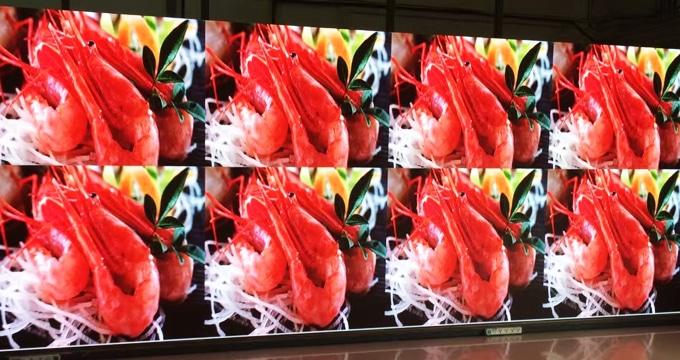 Ściana wideo Fine Pitch LED zapewnia wideo 4k