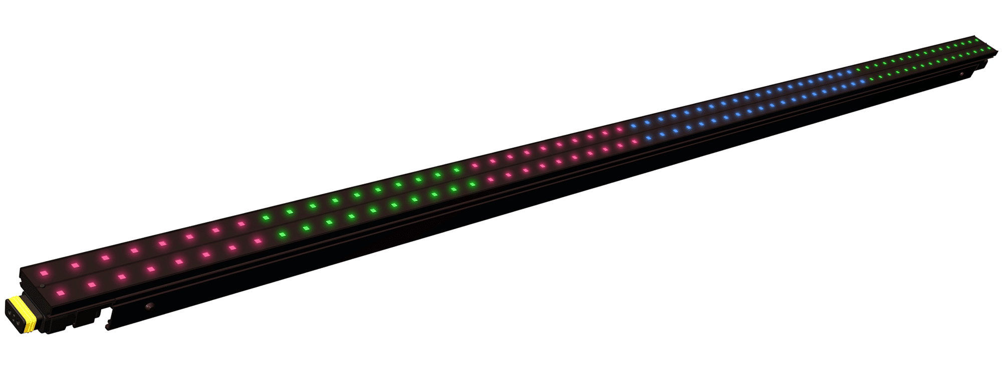 led strip video EVERY LED ON ON PIXEL