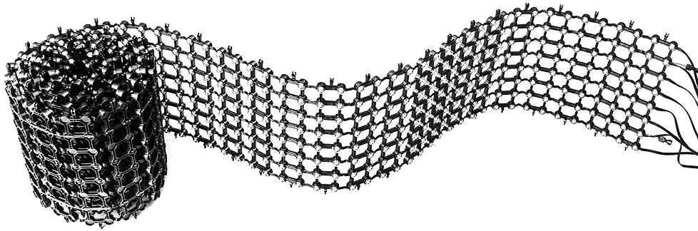 unmatched flexibility flexible led mesh