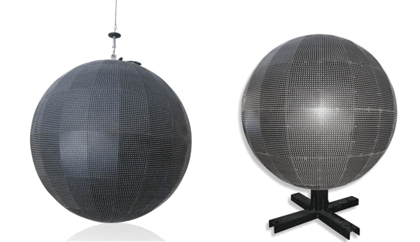 Hanging or Standing led ball display