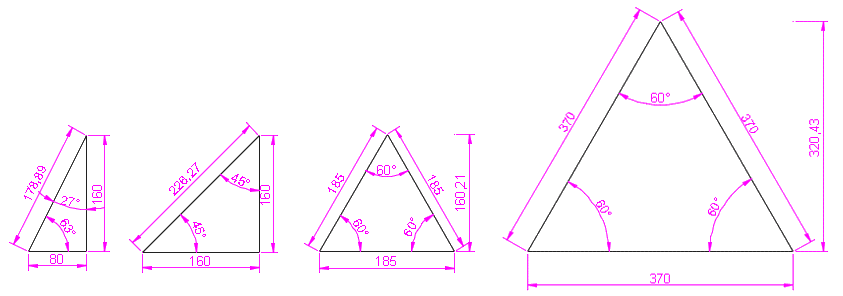 triangle-led-display-modules
