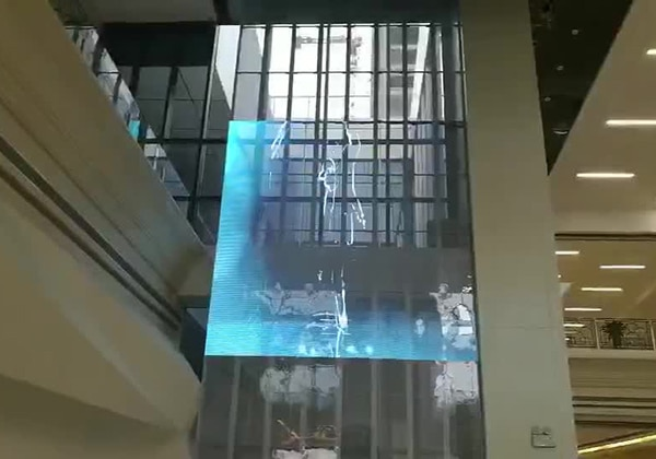 LED display for university or college
