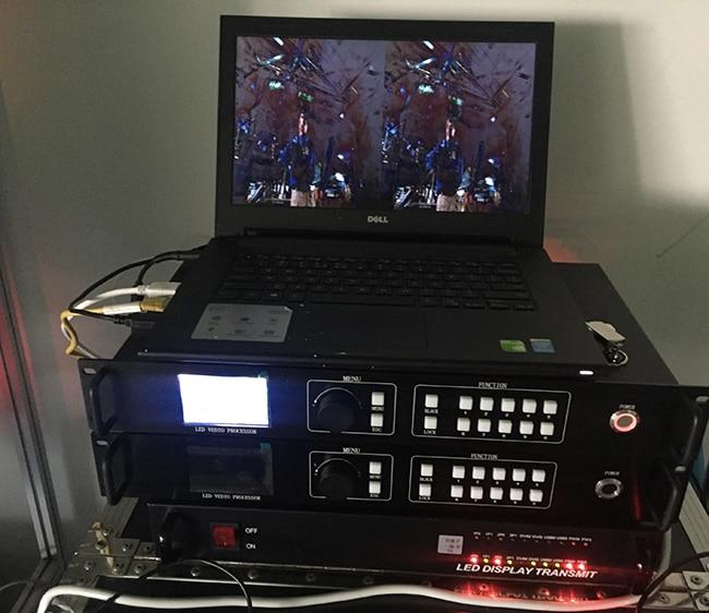 3D LED DISPLAY 3D VIDEO PROCESSOR
