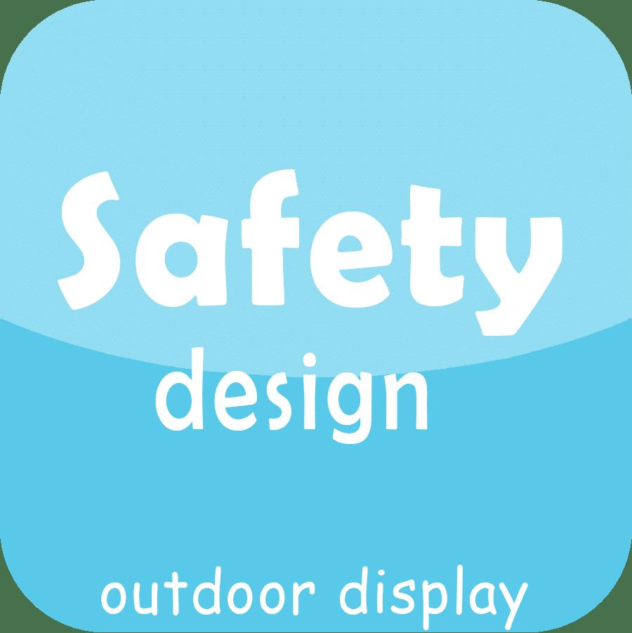 exposição conduzida ao ar livre da segurança