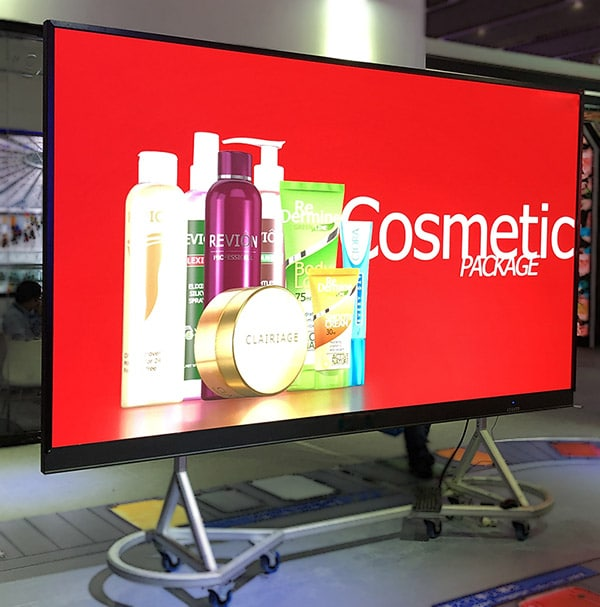 China Mini LED Display COB LED Display Supplier