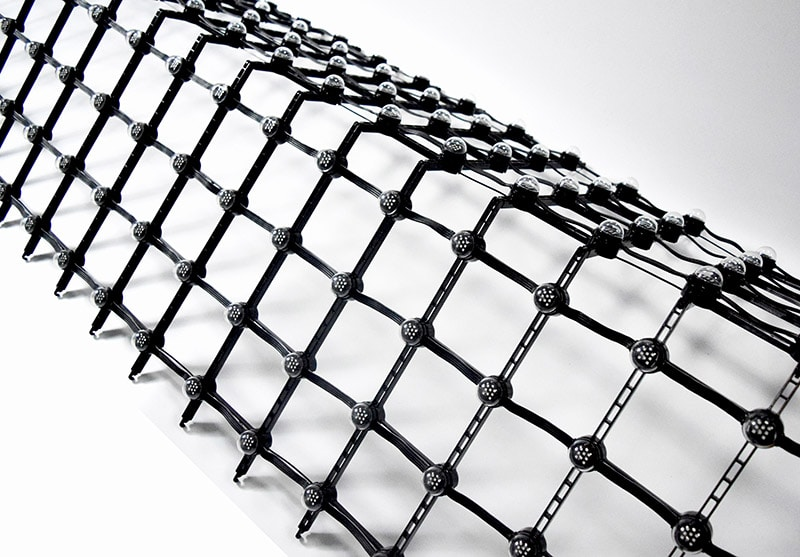 daytime high brightness flexible led mesh
