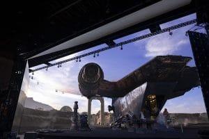 LED Wall Virtual Production