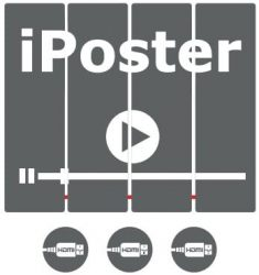 LED Poster Display Erweiterter Modus